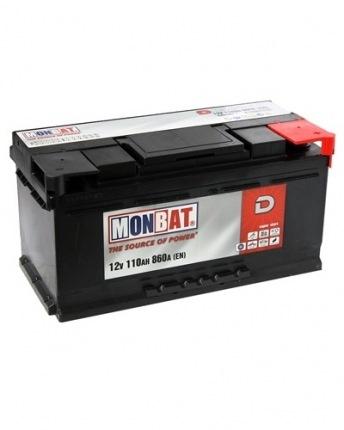 Monbat D // 110Ah 860A (R+)