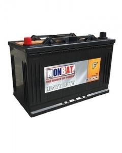 Monbat F HD  125Ah 950A (L+)
